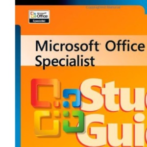 Office Specialist Study Guide Book/CD Package (Epg-Other)