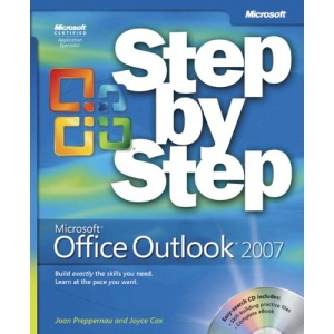 Microsoft Office Outlook 2007 Step by Step Book/CD Package (Step by Step (Microsoft))