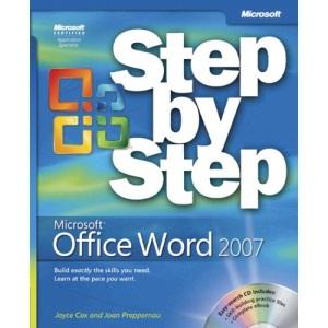 Microsoft® Office Word 2007 Step by Step (Step by Step (Microsoft))