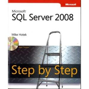Microsoft SQL Server 2008 Step by Step Book/CD Package (Step by Step (Microsoft))