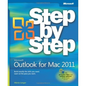 Microsoft Outlook 2011 for Mac Step by Step (Step by Step (Microsoft))