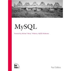 MySQL (New Riders Professional Library)