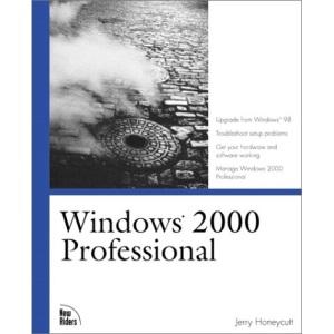 Inside Windows 2000 Professional (Inside Windows Guides)