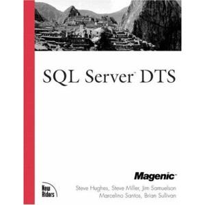 SQL Server DTS (Landmark (New Riders))
