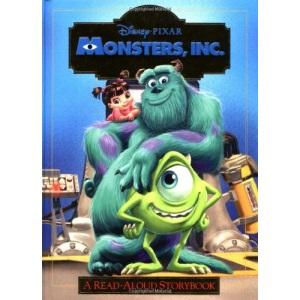 Monsters, Inc. (Read-Aloud Storybook)