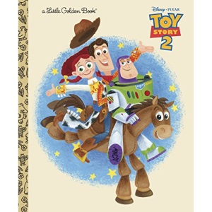 Toy Story 2 (Little Golden Books (Random House))