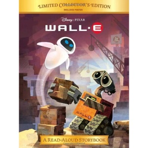 A Read-Aloud Storybook [With Poster] (Wall-E)