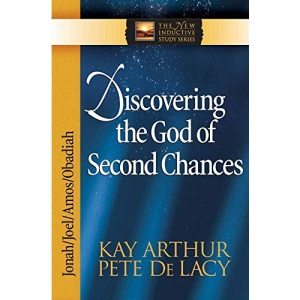 Discovering the God of Second Chances (New Inductive Studies)