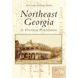 Northeast Georgia in Vintage Postcards (Postcard History)
