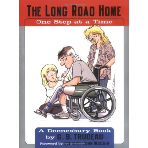The Long Road Home: One Step at a Time (Doonesbury Books (Andrews & McMeel))