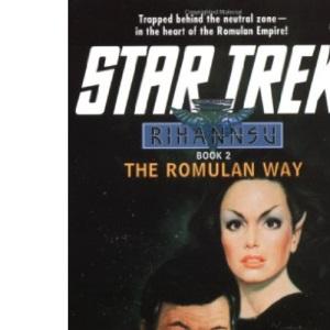 Star Trek - Rihannsu 2: the Romulan Way