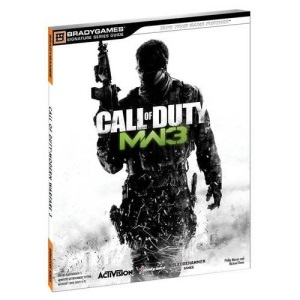 Call of Duty Modern Warfare 3 Signature Series Guide (Bradygames Signature Guides)