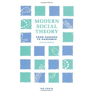 Modern Social Theory: From Parsons to Habermas
