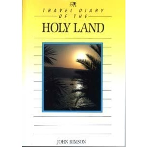 Travel Diary of the Holy Land