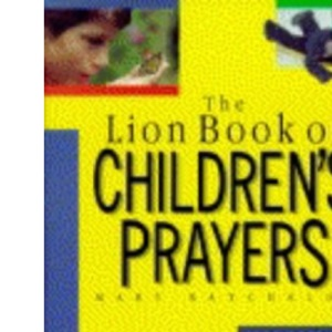 The Lion Book of Children's Prayers (My Picture Prayer Book)