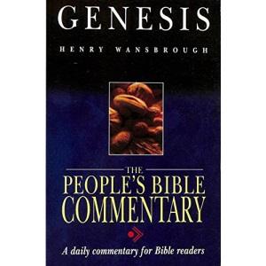 Genesis (The People's Bible Commentaries)