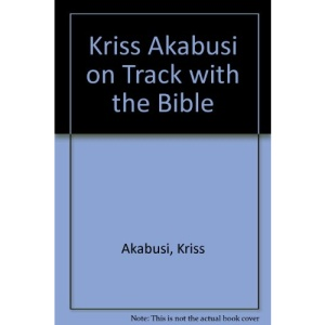 Kriss Akabusi on Track with the Bible