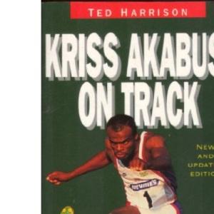 Kriss Akabusi on Track
