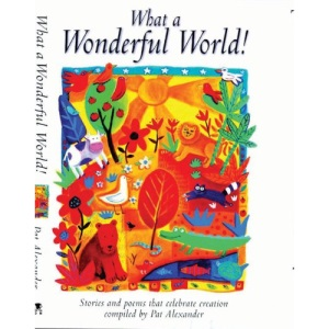 What a Wonderful World!: Stories and Poems Celebrating Creation (A Lion book)