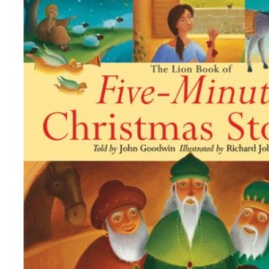 The Lion Book of Five-minute Christmas Stories: Lion Five-minute Christmas