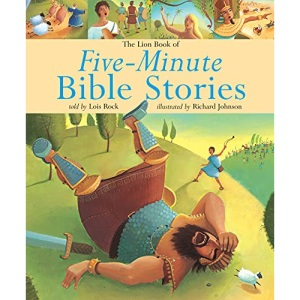 The Lion Book of Five-minute Bible Stories