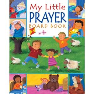My Little Prayer Board Book