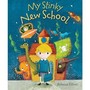My Stinky New School