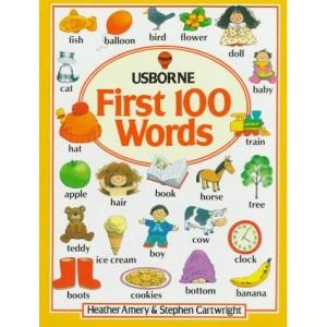 First Hundred Words (Usborne First Hundred Words)