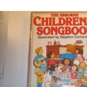 Children's Songbook (Usborne Songbooks)