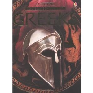 The Greeks (The Usborne Illustrated World History)