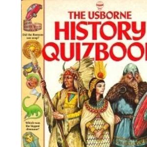 History Quizbook (Quizbooks)