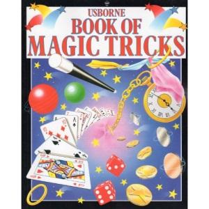 Usborne Book of Magic Tricks (Magic Guides)