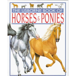 The Usborne Book of Horses and Ponies (Young Nature)