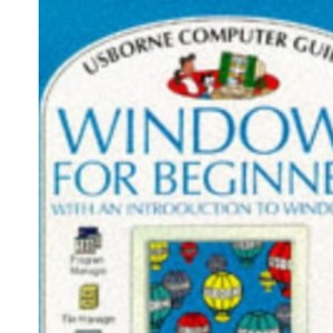 Windows 3.1 for Beginners (Usborne Computer Guides)