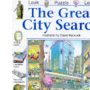 Great City Search (Usborne Great Searches)