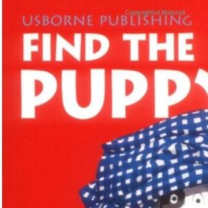Find the Puppy (Usborne Find it Board Books)