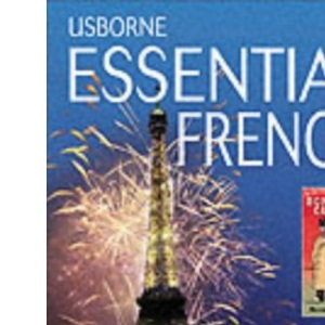 Essential French Phrasebook and Dictionary (Usborne Essential Guides)