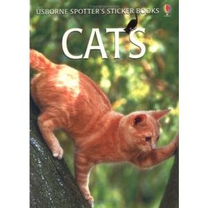 Cats Sticker Book (Usborne Spotter's Guides Sticker Books)