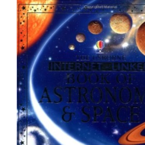 Internet-linked Complete Book of Astronomy and Space (Usborne complete books)