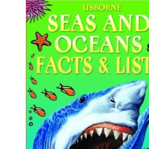 Seas and Oceans (Facts & lists)