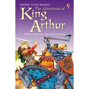 The Adventures of King Arthur (Young Reading)