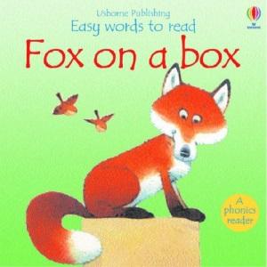 Fox on a Box (Usborne Easy Words to Read)