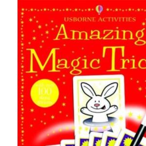 Magic Tricks (Usborne Activities)