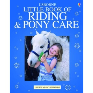 The Usborne Little Book of Riding and Pony Care: Mini Edition