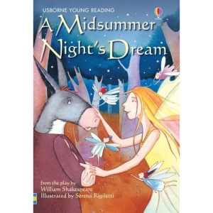A Midsummer Night's Dream: Gift Edition (Usborne young readers)