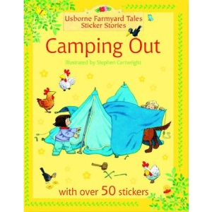 Camping Out (Farmyard Tales Sticker Storybooks)