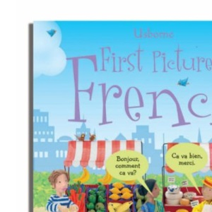 First Picture French (First Picture Language Books)