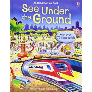 Under the Ground (See Inside): 1
