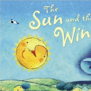 Sun and the Wind (Usborne Picture Storybooks)