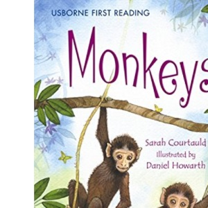 Monkeys (First Reading Level 3)